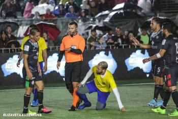 Český rozhodčí Jaroslav Pakosta pískal finále mistrovství světa v malém fotbale