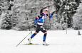 Kateřina Razýmová, toto jméno běžkyně na lyžich si zapamatujte