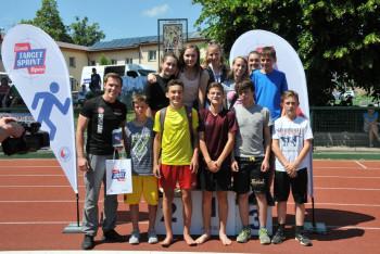 Finále Czech Target Sprint Open v Čáslavi ovládli školáci  ze Základní školy Zásmuky