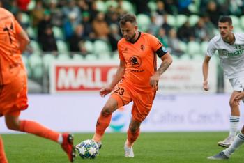 První bod Mladé Boleslavi z venkovního hřiště ... Mladá Boleslav - Karviná 0:0