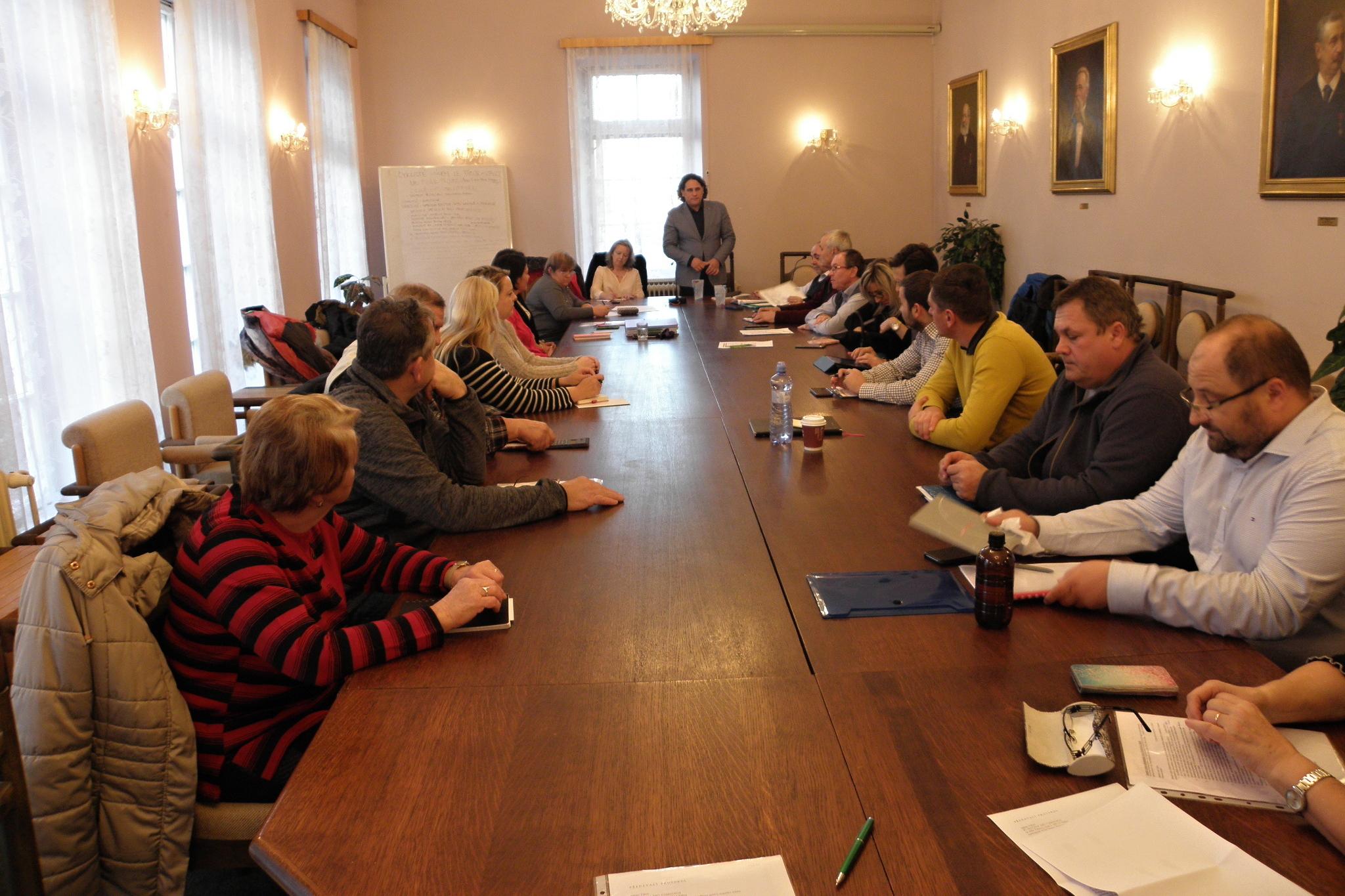Všech 14 příměstských částí Tábora má osadní výbor